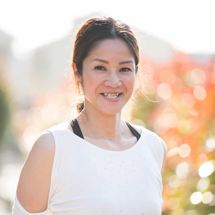 堀内 淳子さん(40代) ヨガインストラクター歴 6 年