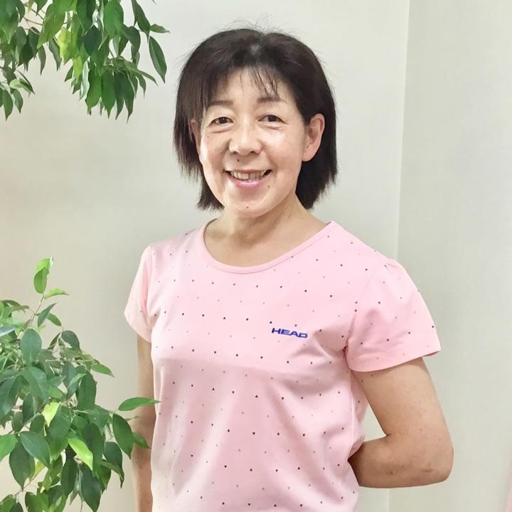守田 里美さん(50代) ヨガインストラクター歴 10 年以上